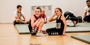 Enjoying and making friends at Funk Format Street Dance Classes
