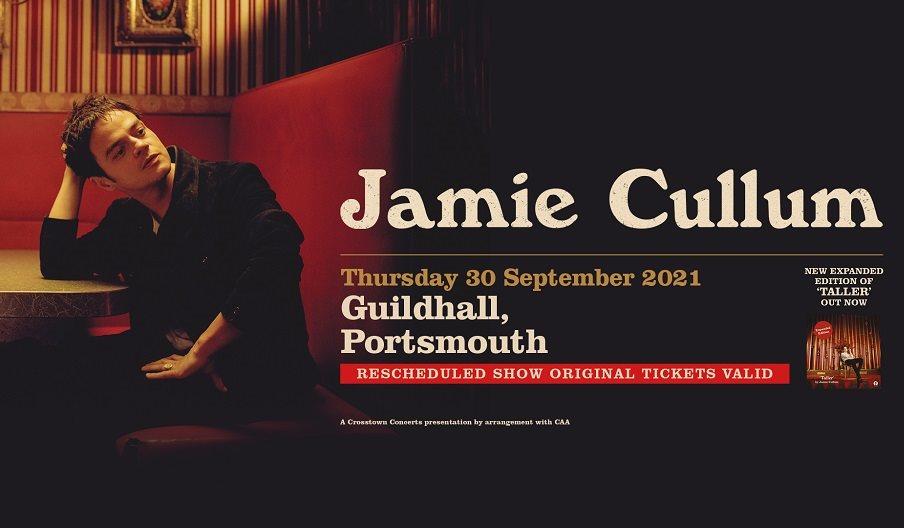 Press poster for Jamie Cullum