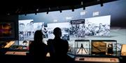 The D-Day Story's immersive audio-visual displays tell of the operation's great heroism