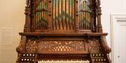 A historic organ