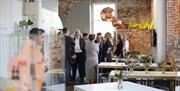 Meeting at Aspex Gallery