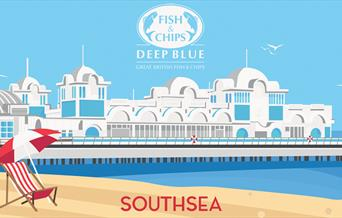 Deep Blue Southsea illustration