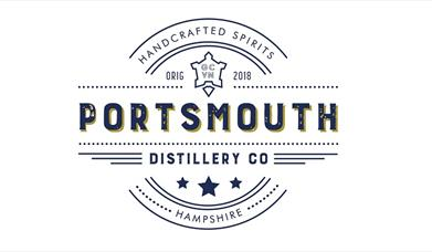 Logo for The Portsmouth Distillery