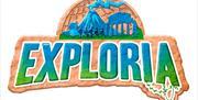 Logo for Exploria at Portsmouth Pyramids