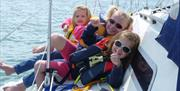 Family Fun with Solent Yachting