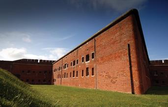 Fort Nelson The Redan