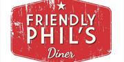Logo for Friendly Phil's Diner
