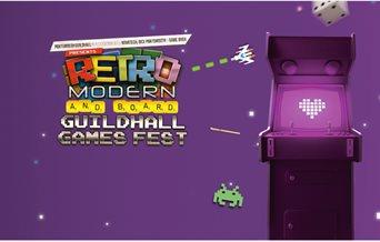 Guildhall Games Fest logo