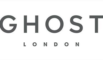 Ghost London logo - copyright Ghost London