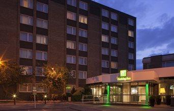 Holiday Inn Portsmouth external