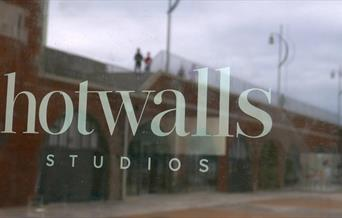 Image for Hotwalls Studios by Claire Sambrook