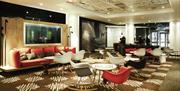 Ibis Portsmouth reception area