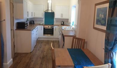 Berkeley kitchen/diner