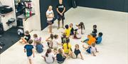 Kids classes at Gym 01