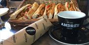 Andre's - Charter House baguettes and coffee