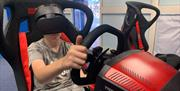 Go for a spin with immersive driving games