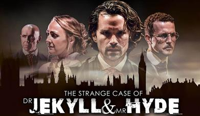 Press shot of Dr Jekyll and Mr Hyde