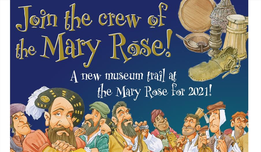 Join the Crew of the Mary Rose