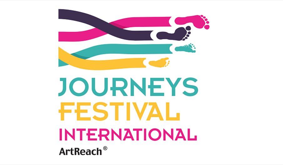 Journeys Festival International logo