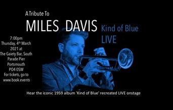 Poster artwork for Kind of Blue Live