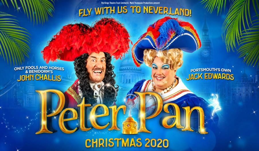 Peter Pan Panto 2020
