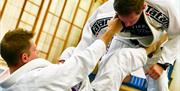 Grappling at Pure Art BJJ Portsmouth