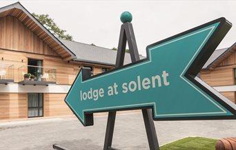 Lodge at Solent - exterior