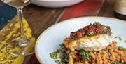 Plenty of good food to enjoy at Cosy Club in Portsmouth