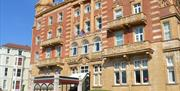 Front of Queens Hotel, Southsea