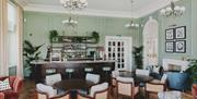 Dining and drinking at Queens Hotel Portsmouth