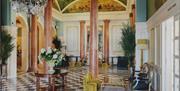 The historic Queens Hotel - photo Mariell Lind Hansen
