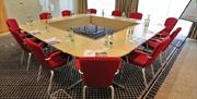 Holiday Inn Express Southampton M27 Jct7 meeting room