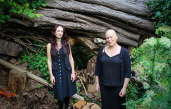 Miranda Sykes & Hannah Martin press shot