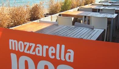 Terrace Views - Mozzarella Joes