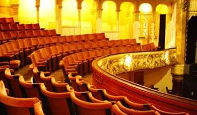 New Theatre Royal - Dress Circle