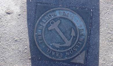 Nelson Trail Waystone