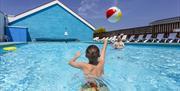 Hayling Island Holiday Park swimming pool