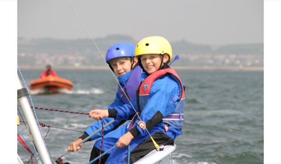 Portsmouth Watersports Centre, Children