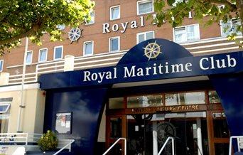 Royal Maritime Club - external