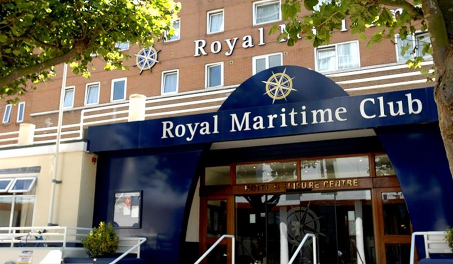 Royal Maritime Club Exterior