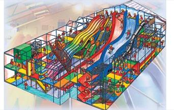Playzone Interior Drawing