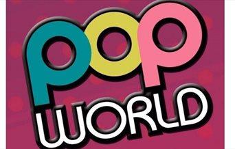 Popworld Portsmouth logo