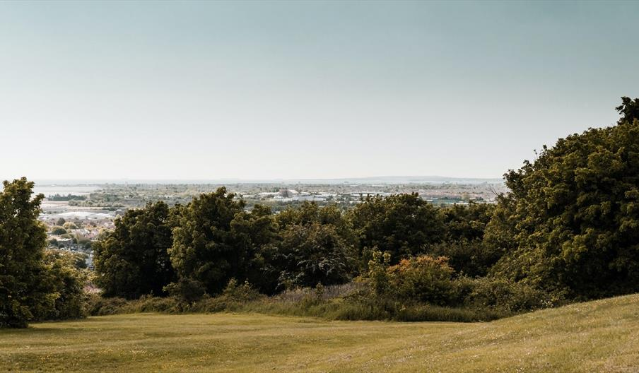 View from Portsdown Hill