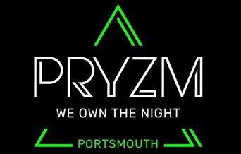 Pryzm Portsmouth logo