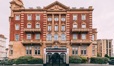 Queens Hotel exterior