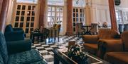 Queens Hotel foyer