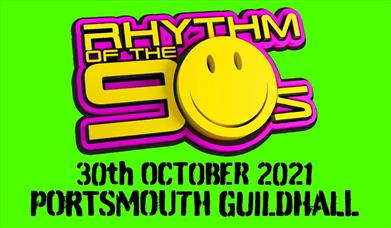 Rhythm of the 90s logo