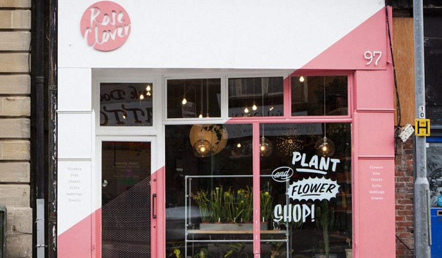 Rose Clover shopfront