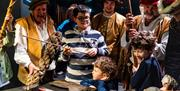 Fun and interactive displays at The Mary Rose