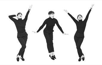 Press shot for Suzi Ruffell - Dance Like Everyone's Watching